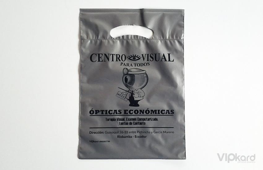 Fundas de plástico - CENTRO VISUAL