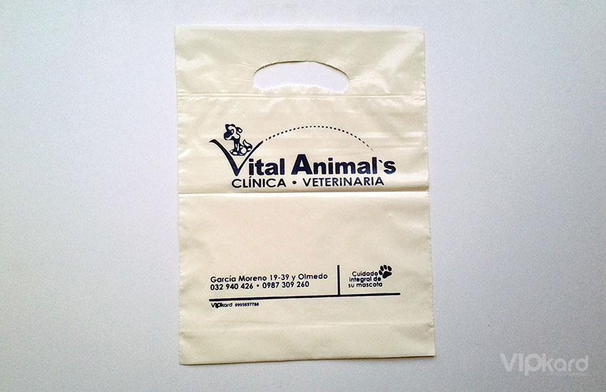 Fundas de plástico - VITAL ANIMALS